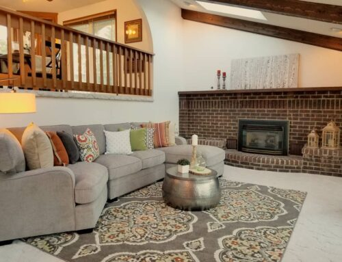 How to use area rugs