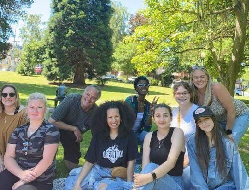 More Decor's Summer Team Building Activity